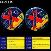 Mecânico i solda xw baixa temperatura 138 graus fio de solda para iphone x/xs/xr/xs max