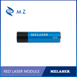 Image 2 - الأكثر مبيعًا 450nm 50mw الصناعية قابل للتعديل التركيز البنفسجي نقطة ليزر ديود وحدة