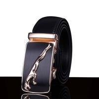 New Business Designer Belts Men High Quality Automatic Buckle Men S Belt Genuine Luxury Leather Belt