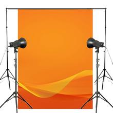 Abstract 3D Stereoscopic Photography Background Orange Backdrop Art Photo Studio Backdrop Props Wall 5x7ft 5x7ft wood wall vinyl photography backdrop photo background studio props high quality new best price