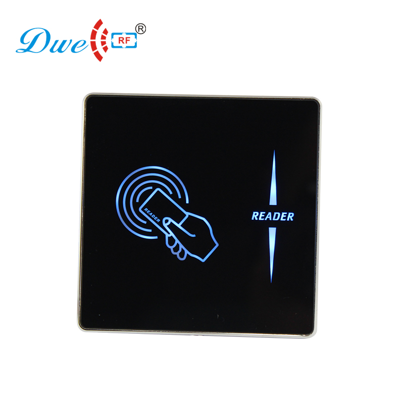 Anti vandal access control metal rf id proximity rfid reader 125khz 13.56mhz iso14443a Anti vandal access control metal rf id proximity rfid reader 125khz 13.56mhz iso14443a