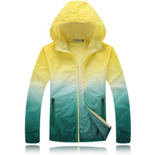 Casual Colorful Windbreaker