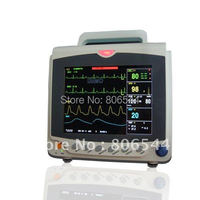Сис 8.4 дюймов 6 параметр монитор пациента vital sign монитор с Термальность принтера CE & FDA