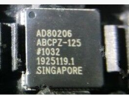 100% new original AD80206BCPZ-125 AD80206ABCPZ-125 Free Shipping Ensure that the new