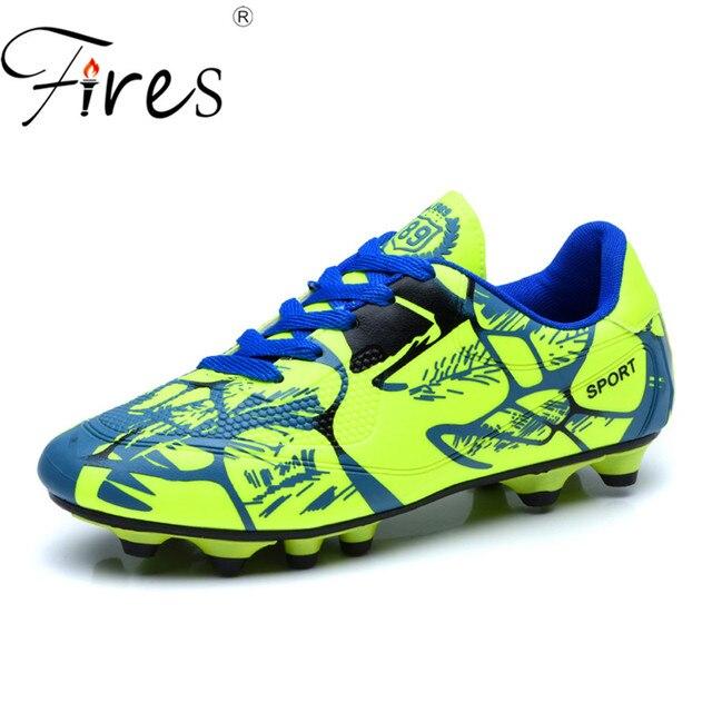 3260e3162a11c Incendios exterior tacos para hombres botas de fútbol Zapatos hombre verano  y otoño fútbol Zapatos bolas