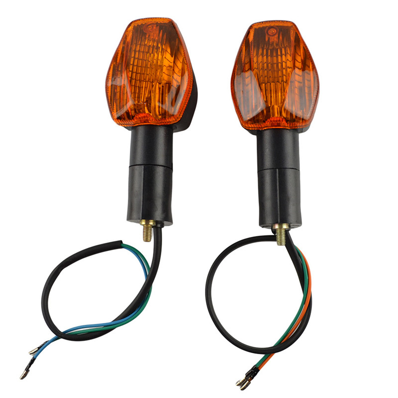 AHL Turn Signal Amber Indicator Light for Honda CBR1000RR CBR1000 RR 2004-2007