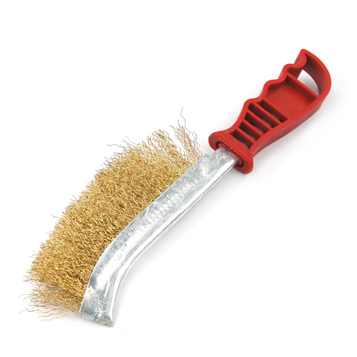 Wsfs горячие продажи тяжелых многоцелевой стороны проволочной щеткой Ржавчина Краска металлическая Remover Craft Tool