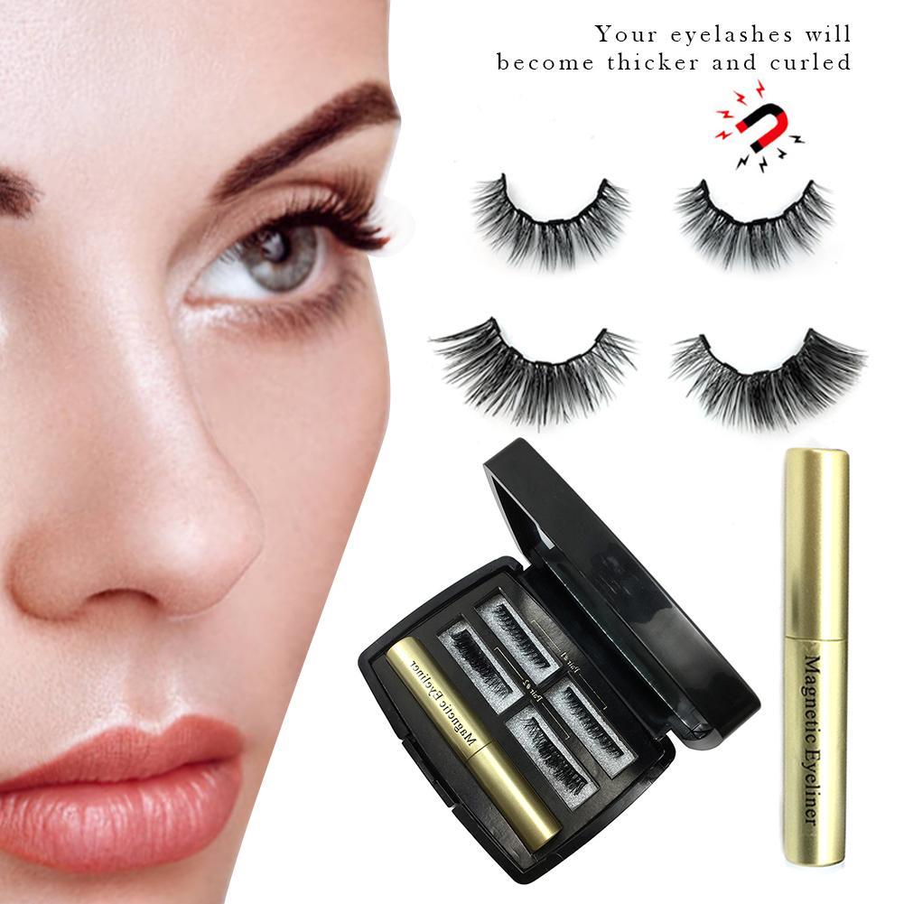 2019 hot eyeliner liquido magnetico magnetico 04