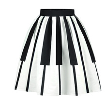Flying ROC women sexy skirts short length printing skirt autumn casual natural