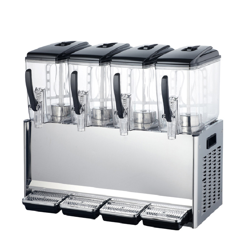 Jamielin Commercial Beverage Juice Machine Automatic Cold Drinks Machine Hot And Cold Fruit Juice Dispenser