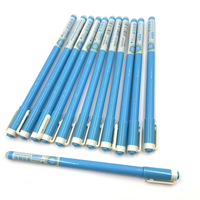 0 5mm Rollerball Neutral Pen With Eraser School And Office Supplies Kawaii Lovely Fashion And Creative