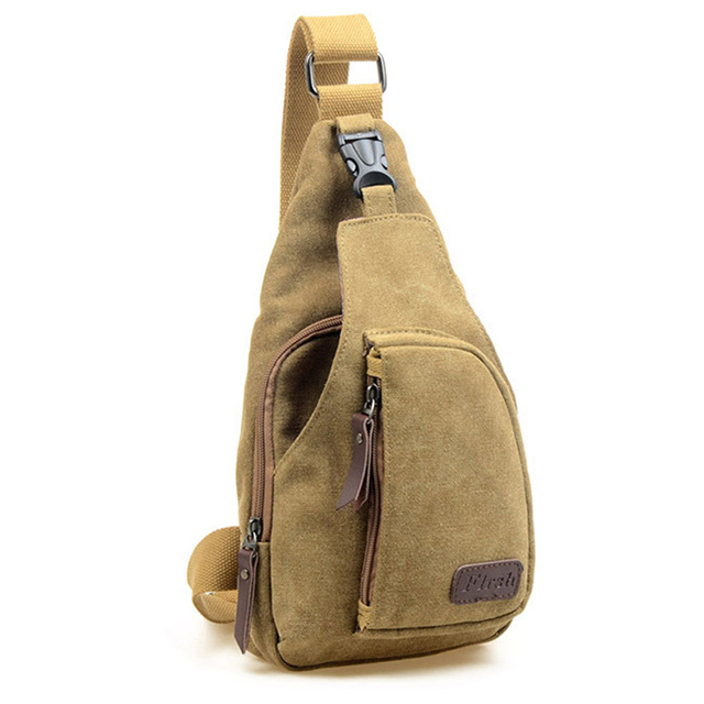613c684adcf4 2018 New Fashion Man Shoulder Bag Men Canvas Messenger Bags Casual Travel  Military Messenger Bag For