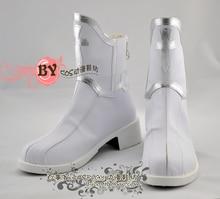 Sword Art Online Yuuki Asuna Cosplay ayakkabı çizmeler Custom Made