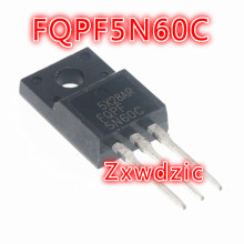 FQPF5N60C 5N60 TO-220F MOS FET 5A 600V New and original IC цена в Москве и Питере