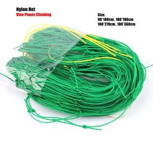 Image 5 - 1Pc Tuin Planten Klimmen Netto Plastic & Nylon Netto Morning Glory Bloem Wijnstok Netting Ondersteuning Netto Groeien Netto Houder tuin Netting