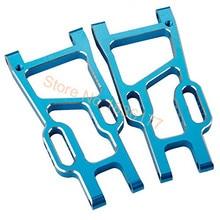 HSP Обновление Части 106021 Алюминиевый Задний Нижние Рычаги для 1/10 RC model Car Off Road 94105 94106 94107 94107Pro