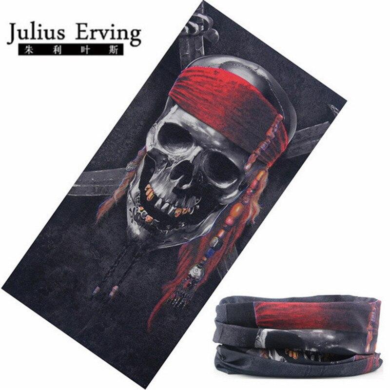 Men's Scarves Scarf Skull Clown Bandana Stretchable Tubular Face Mask Cap Neck Tube Versatility Scarf Men Magic Turban Tube Face Mask Wrap 100% Original