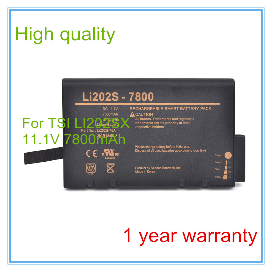 High Quality Li202SX Li202SX 7800 Li202SX 66C Battery For 9110 9350 9500 9510 9550 9510BD Battery