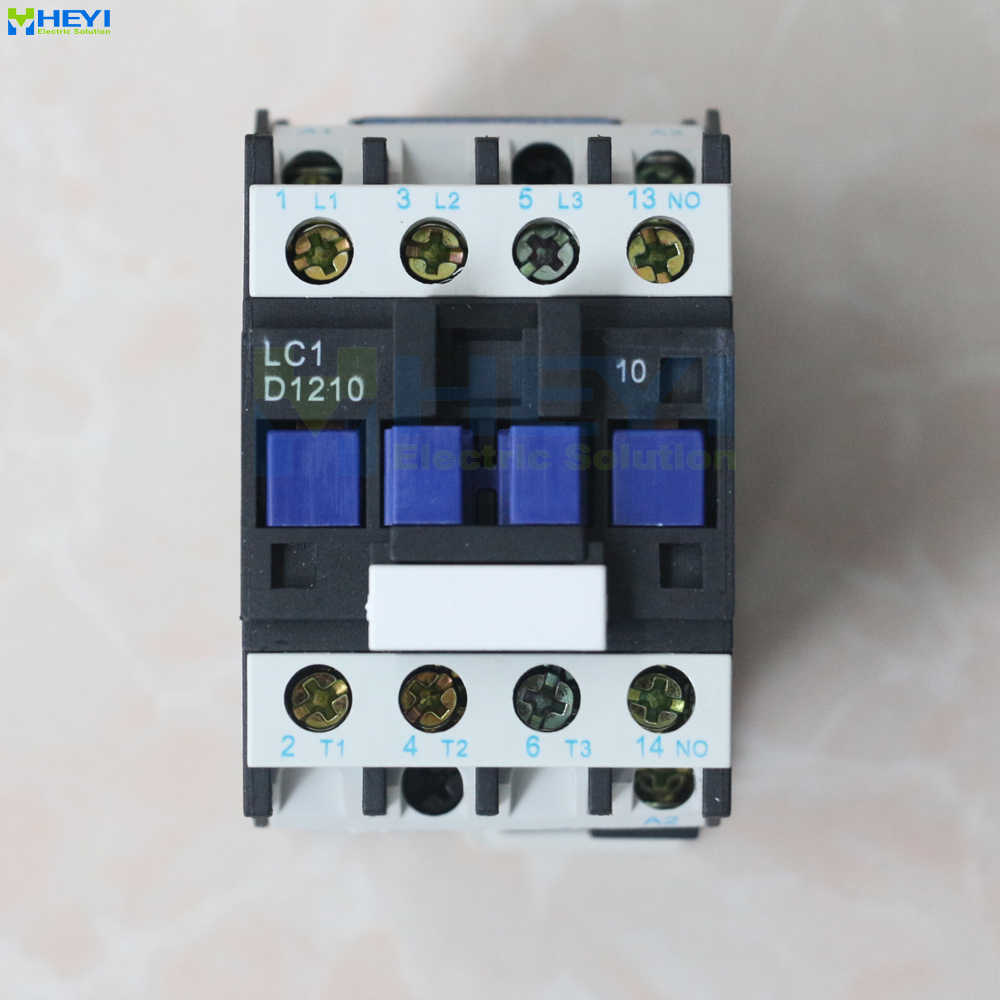 Detail Feedback Questions About Lc1 D1210 Single Phase Contactor Cjx2 Wiring Diagram Electrical Supply Power 220v 12a 50hz For Ac Motor 690v