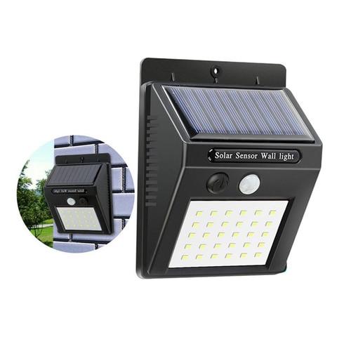 lanterna levou ao ar livre sensor de lampada de parede sensor de luz de rua