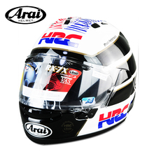 Original ARAI Corsair X HRC 2016 Helmet Motorcycle RX-7 Full Face Motocross Racing Protective Capacete de Moto Limited Edition