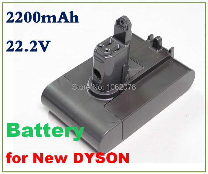 ФОТО New Battery 2200mAh 22.2V DC35 Type B DC31 DC34