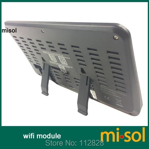 La stazione meteorologica wireless si collega al WiFi, carica i dati - Strumenti di misura - Fotografia 3