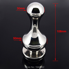 Sex Toys Solid Metal Butt Massager Top Quality Butt Plug Anal Beads Sex Product For Man And Women