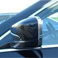 Etiqueta do carro Cromo Decoração Tira Para Mercedes Benz W211 W203 204 W205 W212 Lexus RX GS NX Para Cadillac SRX CTS ATS acessórios