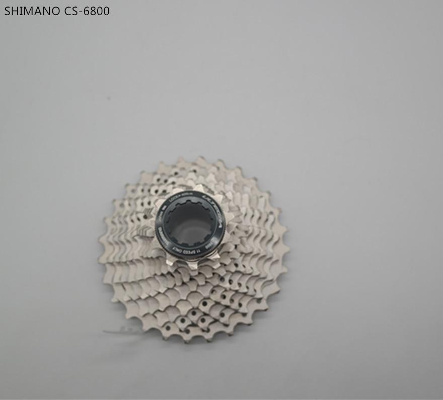 shimano Ultegra 6800 CS 6800 Road Bike Cassette flywheel 11 Speed 11 25T 12 25T Sprocket