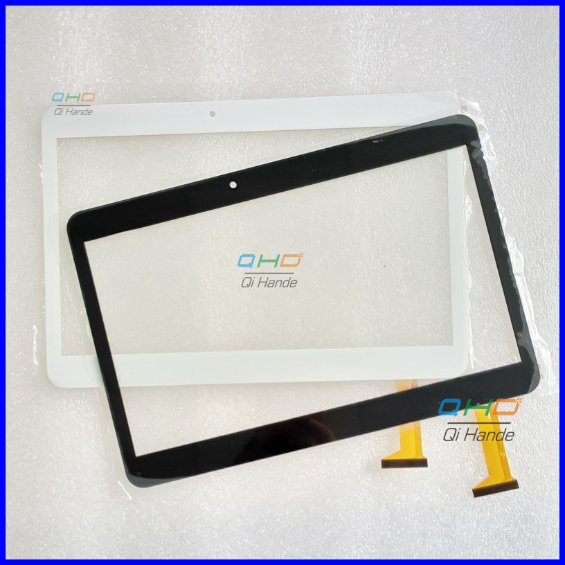 (Ref:MF-762-101F-3 FPC FHX/MJK-0331-FPC) 10.1 -inch Tablet PC Capacitive Touch Screen Panel Digitizer Sensor Replacement Parts black new 8 tablet pc yj314fpc v0 fhx authentic touch screen handwriting screen multi point capacitive screen external screen
