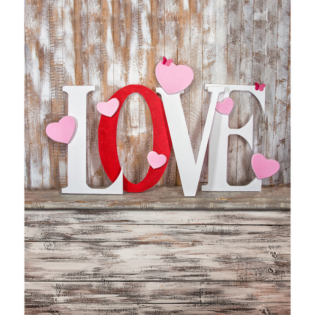valentine s day vinyl photography backdrops customized computer