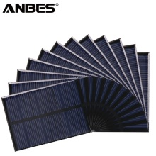 ANBES Solar Panel 5V 6V 12V Mini Solar System DIY For Battery Cell Phone Chargers Portable