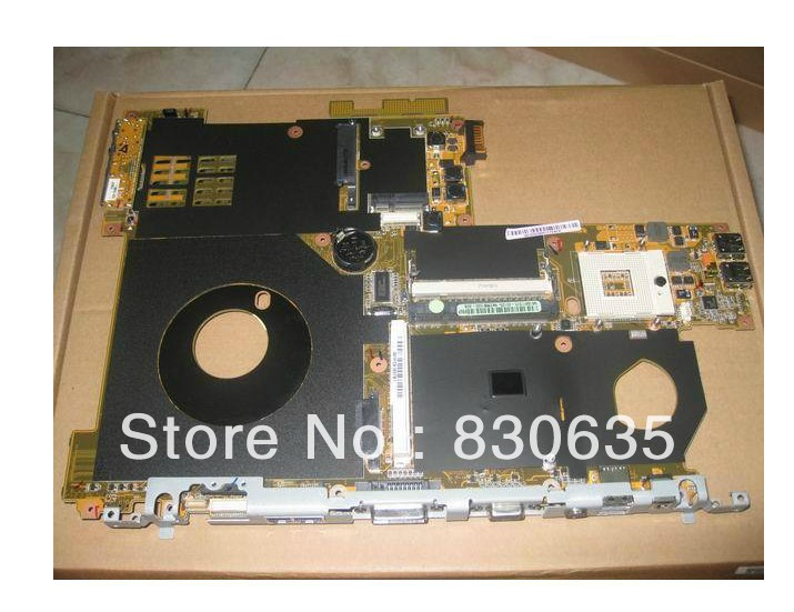 F8P motherboard tested by system LAPTOP CASE
