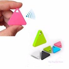 Портативный мини Bluetooth трекер gps локатор анти-бирка на случай потери сигнализации трекер для домашних животных собака кошка детский автомобильный кошелек товары для домашних животных C42