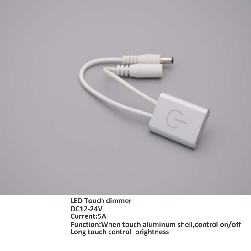 led touch dimmers