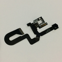 Original New Front Facing Camera Module Proximity Light Sensor Flex Cable For IPhone 8 Plus Replacement