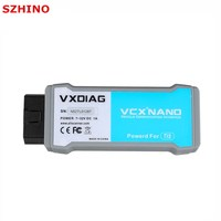 NEWEST VXDIAG VCX NANO for TOYOTA TIS Techstream V10.10.018 Compatible with SAE J2534 WIFI Version