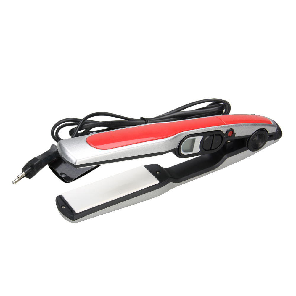 Hair Straightener Professional Ceramic Hair Electric Straightening Flat Iron LCD Styling Tools Salon цена 2017