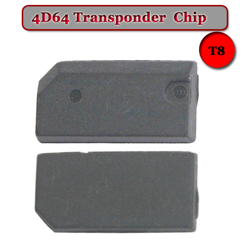 Free shipping ID 4D-64 (T8) Texas Crypto Chip For Chrysler Jeep key (5pcs/lot) 5pcs lot atmega64 atmega64a atmega64a au tqfp 64 at brand flash 100