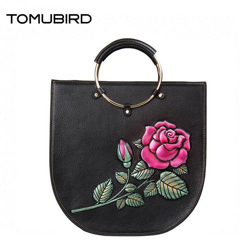 2019 New Superior cowhide luxury real leather color embossed bags designer women bag genuine leather handbags shoulder bag