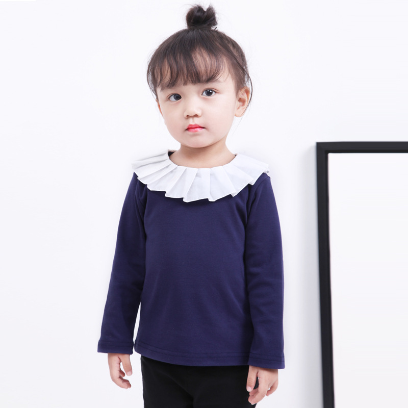 2018 New Autumn Spring Child Kids Baby Girl Long Sleeve