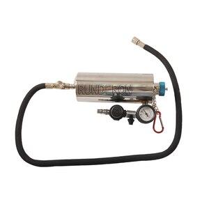 Image 3 - Mantenimiento Universal para el cuidado del motor, sistema de limpieza de combustible sin desmontaje para herramientas de limpiador para inyectores Gasonline para coches de gasolina