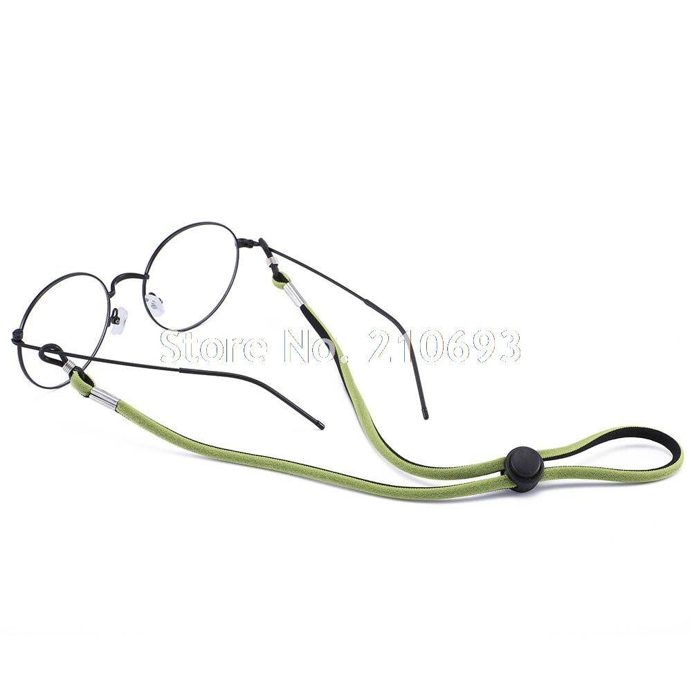 1 Pc Mode Sport Brille Schnur Anti Slip Brillen Kette Sonnenbrille Kabel Halter Grün Farbe ZuverläSsige Leistung