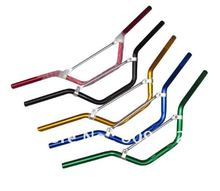 Manillar de aluminio de calidad Normal, 22mm, para dirt pit bike, manillar de 7/8 pulgadas para motocross, todoterreno y motocicleta