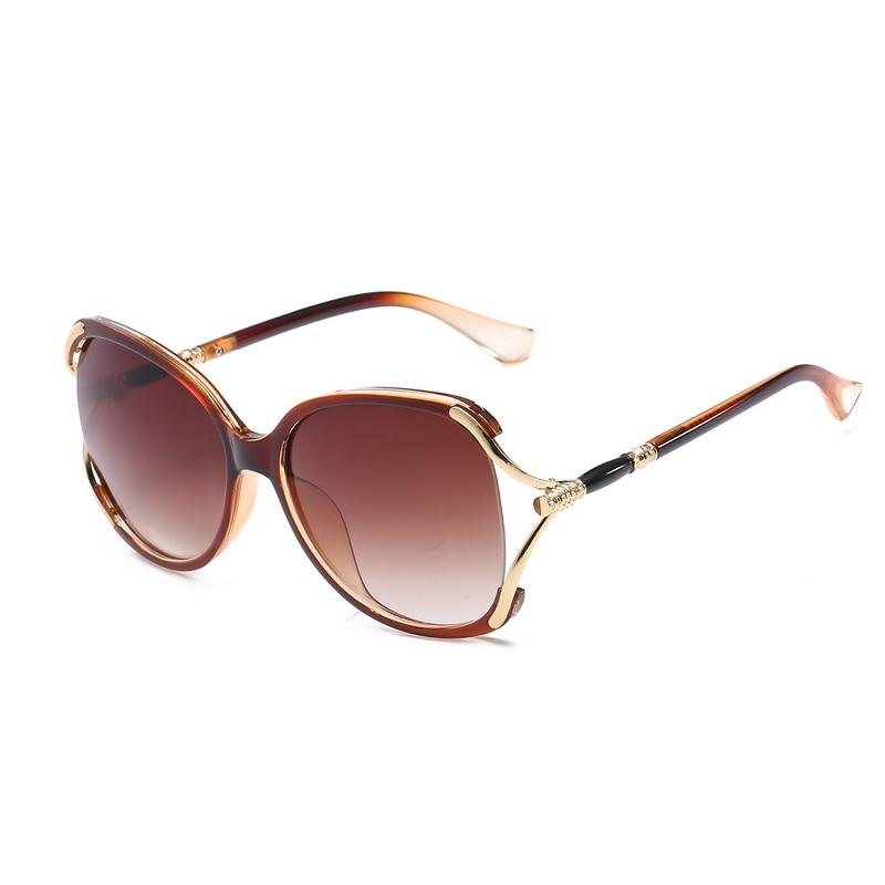 5d42b095081 F.J4Z Hot Unique Design Ladies  Sunglasses Fashion Fancy Eye Wear Quality  Plastic Frame Shades Glasses