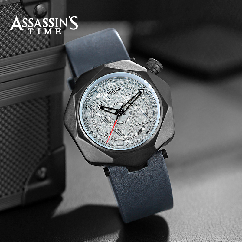 Assassin's Time Mens Watches Top Brand Luxury Impermeable Hombres - Relojes para hombres - foto 5