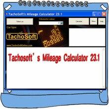Новейший тахософт калькулятор пробега V23.1 поддержка многих марок автомобилей