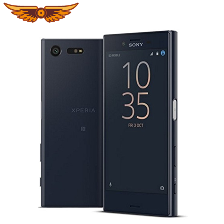 Sony Xperia Compact F5321 32GB Quick Charge 3.0 Hexa Core Fingerprint Recognition 23MP