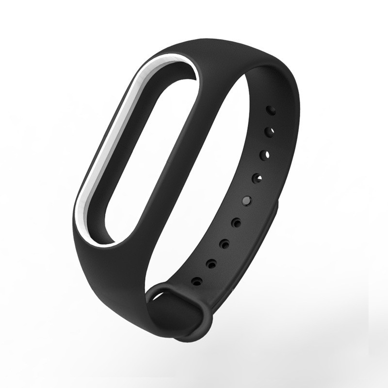 New Xiaomi Mi Band 2 Bracelet Strap Miband 2 Colorful Strap Wristband Replacement Smart Band Accessories For Mi Band 2 Silicone 13